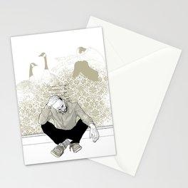 come find me - popshot magazine  Stationery Cards