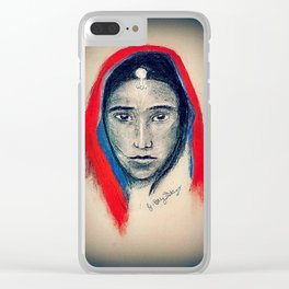 The Unknown Clear iPhone Case