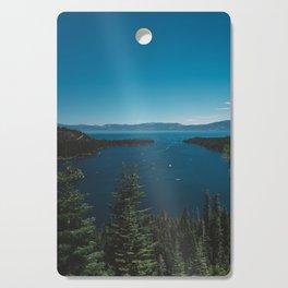 Lake Tahoe VI Cutting Board
