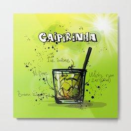 Caipirinha_002_by_JAMFoto Metal Print