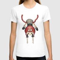 shit T-shirts featuring Well... shit. by Schwebewesen • Romina Lutz