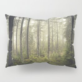 I never sleep Pillow Sham