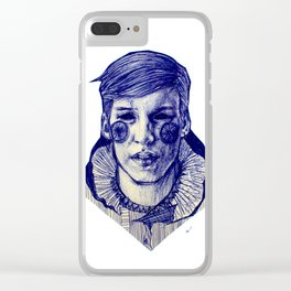 Ezra Clear iPhone Case