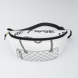 Love at Purse sight Fanny Pack