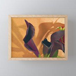 My Lily Framed Mini Art Print