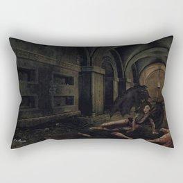 man killer Rectangular Pillow