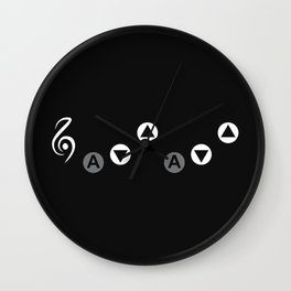Zelda - Song of Storms Wall Clock