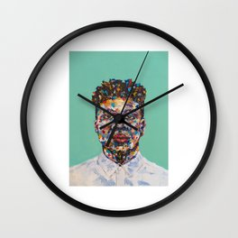 Mick Jenkins Wall Clock