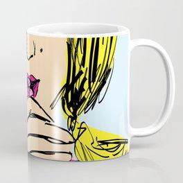 Pauline With Beads Coffee Mug