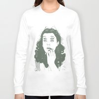 dorothy Long Sleeve T-shirts featuring Dorothy by Prints_by_Gabriel