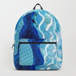 Blue Rivers Backpack