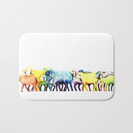 Counting Sheep Bath Mat