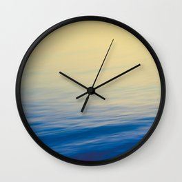 Tide and Waves Wall Clock
