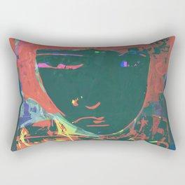 Moon Child Rectangular Pillow