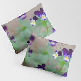 Violas Pillow Sham