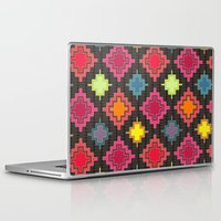 kilim Laptop & iPad Skins featuring kilim bold by Sharon Turner