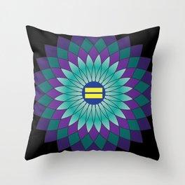 Equality Throw Pillow