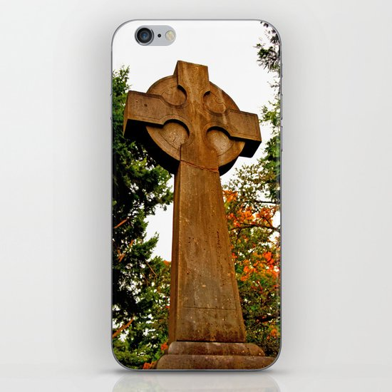 Celtic Autumn iPhone & iPod Skin