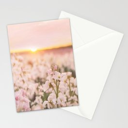 Flower Sea Stationery Cards