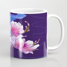Magnolia night Mug