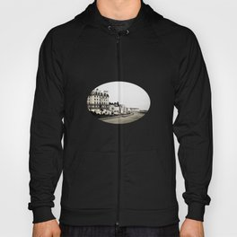 Old sea front Hoody