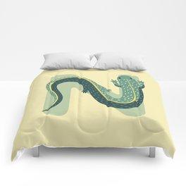 N for Newt Comforters
