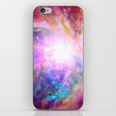 Galaxy Nebula iPhone & iPod Skin