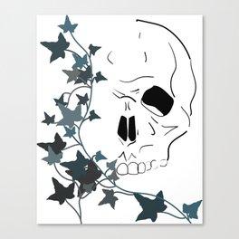 Half Dead Canvas Print