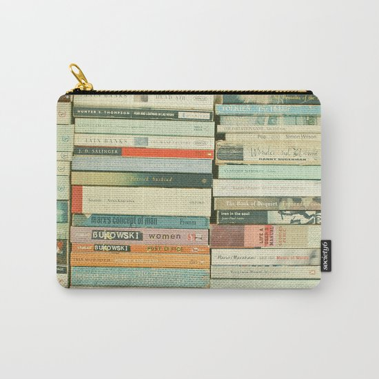 Bookworm Carry-All Pouch
