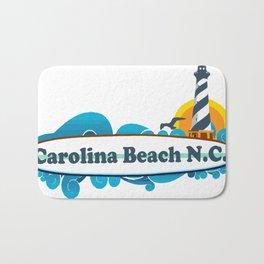 Carolina Beach - North Carolina. Bath Mat