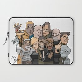 Vector collage SG1 Laptop Sleeve