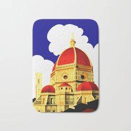 Firenze - Florence Italy Travel Bath Mat