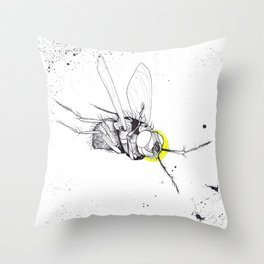 It just keeps coming back Throw Pillow