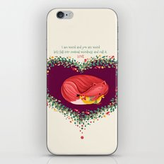 Weird L.O.V.E iPhone & iPod Skin