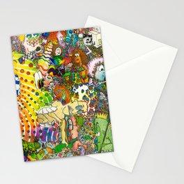 """The Formula"" Original art by bbqshoes Stationery Cards"