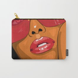 Queen Aaliyah Carry-All Pouch