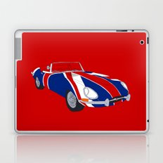 Shaguar (on Red) Laptop & iPad Skin