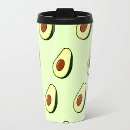 Affinity for Avocado  Travel Mug