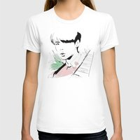 exo T-shirts featuring Love Me Right - Sehun by putemphasis