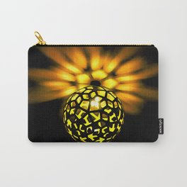 A Ball of Light Carry-All Pouch