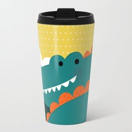 Crocodile rock Travel Mug