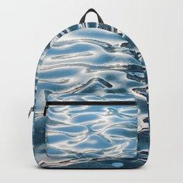 Frozen Waves Backpack