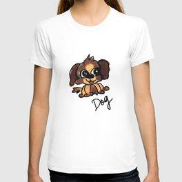 Dog Art T-shirt
