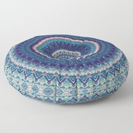 Mandala 477 Floor Pillow