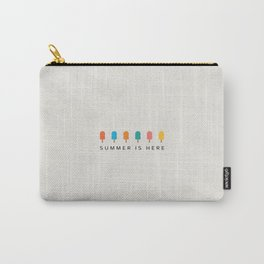 SUMMER IS HERE Carry-All Pouch