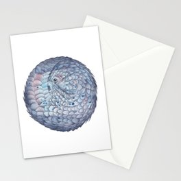 Pangolin Stationery Cards