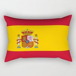 Flag of Spain Rectangular Pillow