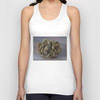 medical Tank Tops featuring Bordello Medicinal Medical Marijuana by BudProducts.us