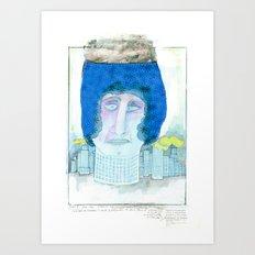 Fantasies Art Print