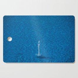 Water fountain Cutting Board